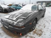 1990 Toyota Supra for parts only. The engine is sold.