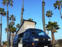 "I am selling this ""1"" Owner VW Westfalia, take a"