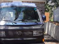 The one and only 1990 VW Westfalia Vanagon Camper 61K