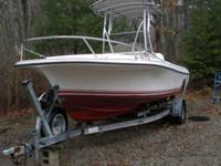 1990 Wellcraft 20 CC Boat is located in