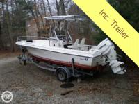 - Stock #76769 - This 20' Wellcraft Fish Center Console