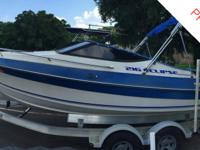 - Stock #72433 - Here is a nice 1990 Wellcraft 216