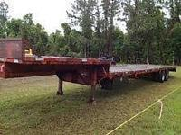 1990 WW 45ft Step Deck Trailer for sale. $8995. This