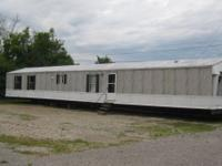 98 Fleetwood 16 X 80 Mobile Home. Like new. New carpet,