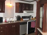 16 x 80 Mobile Home. 3 Bedroom 2 Bath. New linolium,