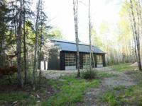 35 acres on the edge of the Boundary Waters Canoe Area.