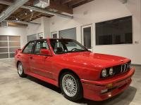 1990 Bmw E30 M3 - Brillantrot Red  Remarkable Example