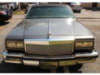 1990 Box Chevy Caprice Brougham for sale. 350 motor and