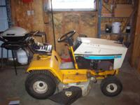 1990 Cub Cadet 1320 hydro For Sale 1990 Cub Cadet 1320