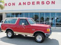 Hunters Special!!! 4x4 Eddie Bauer Bronco, this is a