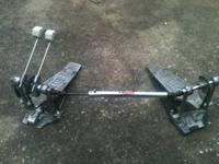 TAMA double pedal in good working order. I got the