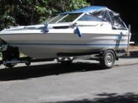Type of Boat: Cuddy Cabin Year: 1991 Make: Campion