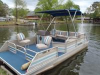 1991 18ft Landau Castaway with 30hp Yamaha Short term