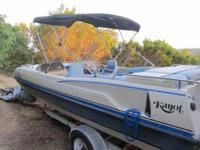 i have a 1991 deck boat nice boat has 351 v8 motor