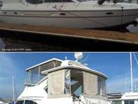 Type of Boat: Yacht Year: 2001 Make: Maxum Model: 4100