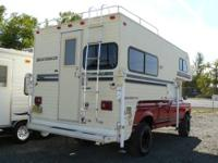 This 1991 Vacationer | Fully self-contained truck