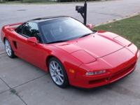 Selling my 1991 Acura NSX in the best color it comes
