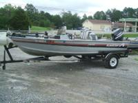 1991 Alumacraft Classic Dlx powered by a 70hp Evinrude