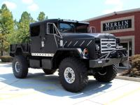 You are viewing an impressive diesel-powered custom