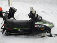 I have a 1991 Arctic Cat Prowler 440 L/C. Runs, starts,