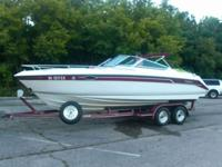 1991 Regal Avanti, 24ft Deep V Cuddy 454 I/O