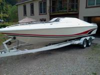 1991 Baja 270 Boat is located in