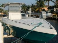 - Stock #73652 - 28' Baja is ready to fish! The cuddy