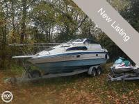 1991 Bayliner 26 Sunbridge in good condition! This boat