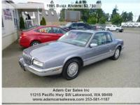 11215 PACIFIC HWY SW 1991 buick riviera 1991 Buick
