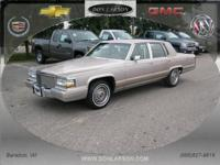 Cadillac FEVER! Here it is! How would you like riding