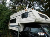 "1991 Pastime Camper! Base measures 36"" wide by 82"""