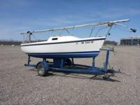1991 Catalina CP16 Boat is located in