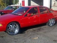 1991 Chevrolet Caprice American Classic 1991 Chevy