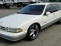This is a very nice Caprice station wagon that has