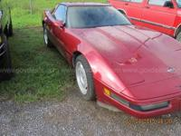1991 Chevrolet Corvette Coupe 2-DR, 5.7L V8 OHV