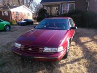 Providing a Chevy Lumina 1991 with just 93000 miles.