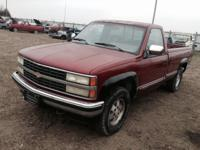 PARTING OUT a 1991 Chevy 1500 4X4, and a 1994 Chevy