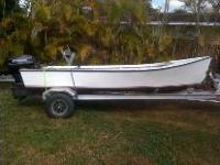 16' The Bimini Bonefisher A custom handcrafted work of