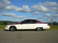 1991 Chevy Caprice with Cloth Top, orginal 75,000