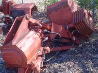 1991 Ditch Witch H730 Counter Weights included no blade