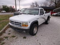 1991 dodge dakota extended cab with 3.9L with 220,000