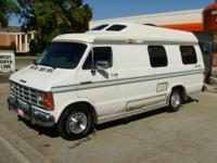 This is one sweet Roadtrek van that is super clean with