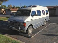 Dodge B250 Maxivan in excellent condition. The engine