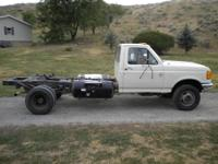 GREAT TRUCK CAB AND CHASIS SUPER DUTY 2 WHEEL DRIVE 5