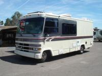 1991 Fleetwood Flair Model: D22 22 FT Class A Gas