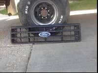 I have a ford bronco grill!!! It came off of a 1991