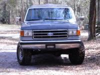 1991 Ford F250 Lariat Extended Cab Long Bed (Heavy 3/4