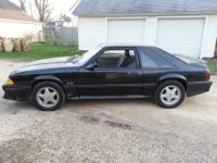 For sale here is a 1991 Ford Mustang with a 5.0 high