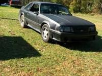 I have a 1991 mustang gt fox body, 99k miles I daily