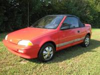1991 Geo Metro - This Sharp Local Trade Is In Great